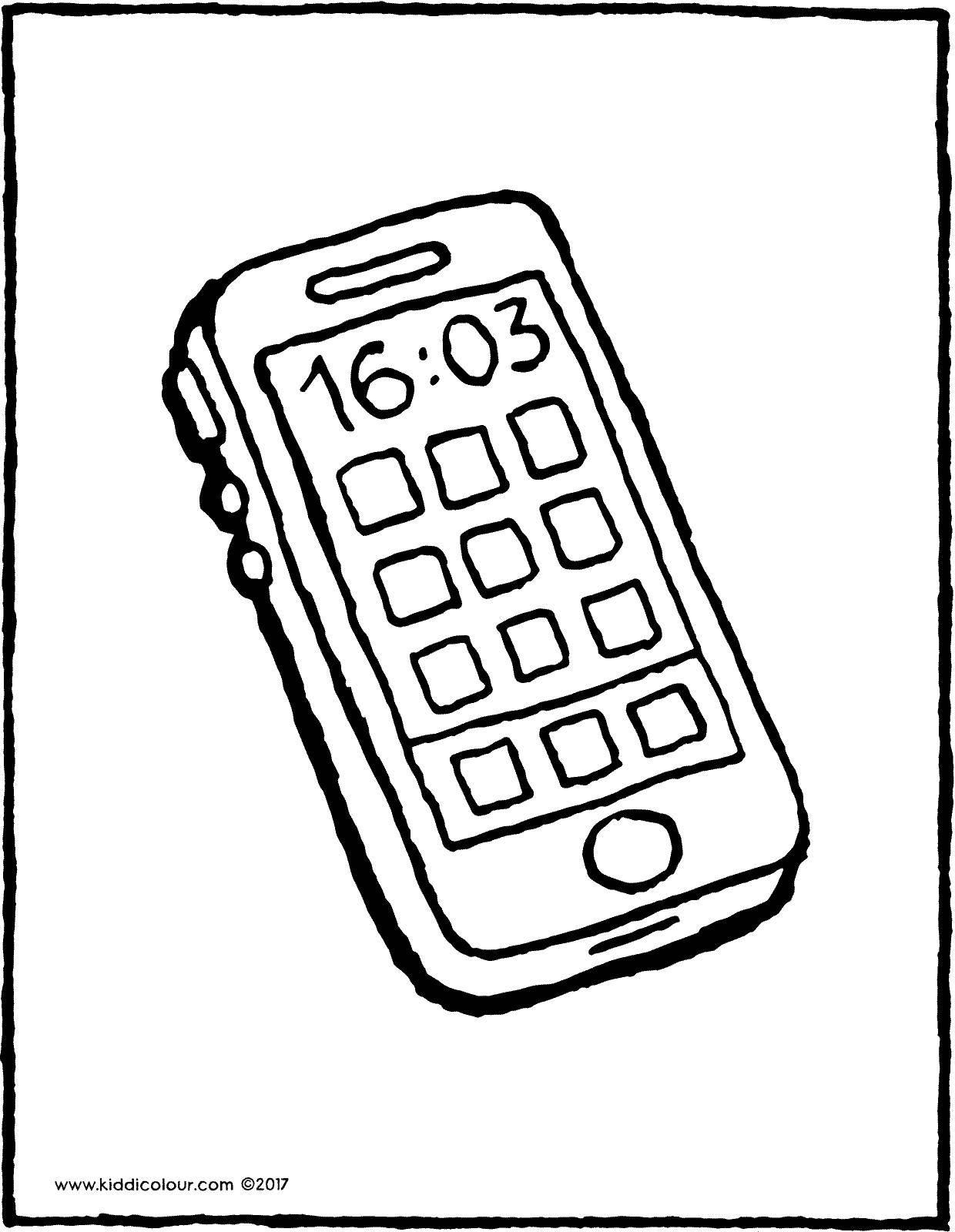 1240x1600 Mobile Phone