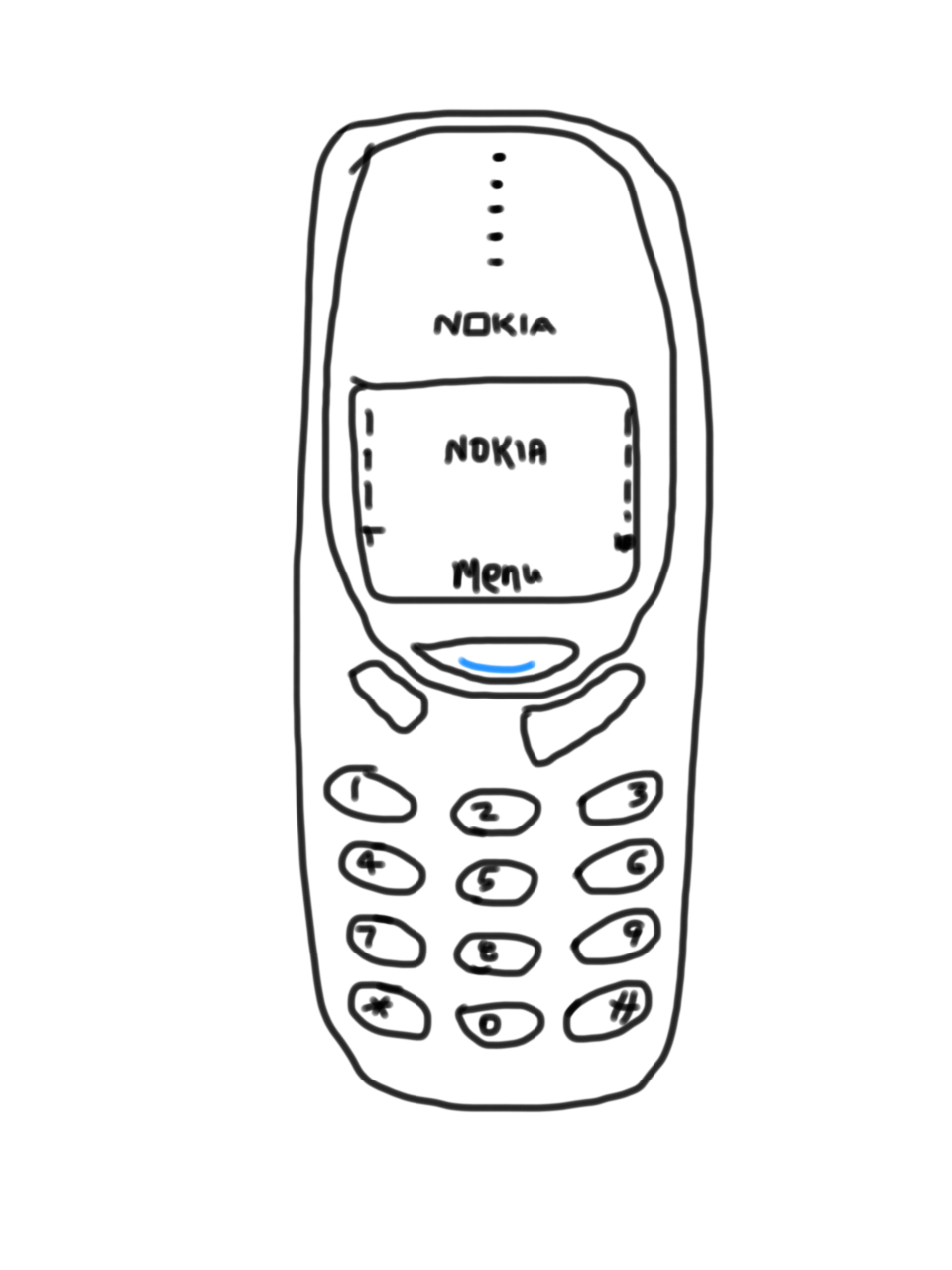 960x1280 The Nokia 3310 Is The Perfect Phone For Mom When The Price Drops