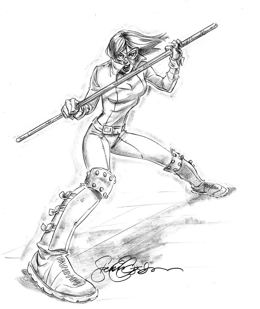 861x1024 Steven E Gordon's Blog To Draw A Mockingbird