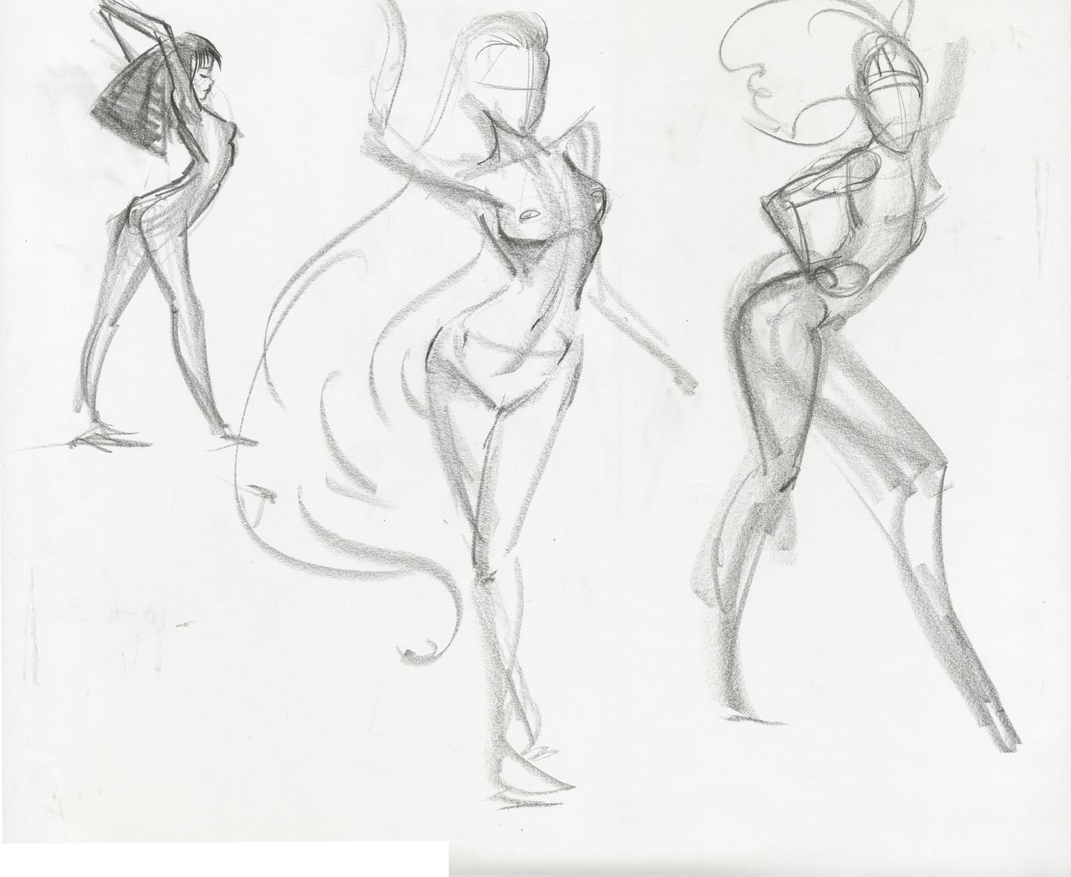 1511x1238 Kimberly Kha Daily Figure Drawing This Week