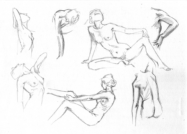 791x566 Past Figure Drawing Sessions James Leong Arts