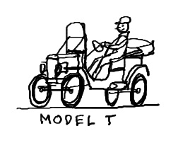 252x202 Model T Consider The Automobile. When Henry Ford First