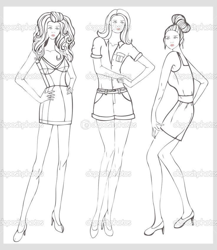Models Drawing