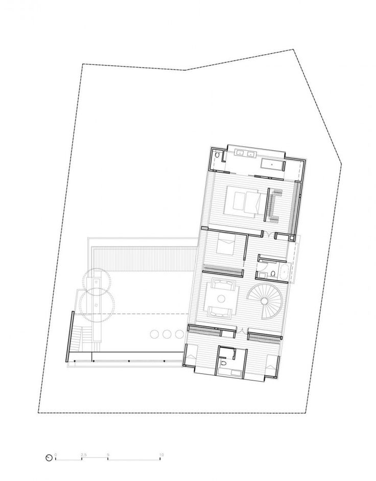 736x941 18 Best Courtyard House Plans Images On Floor Plans