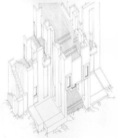 modern architectural drawings. 236x276 1967 Modern Architectural Drawings U