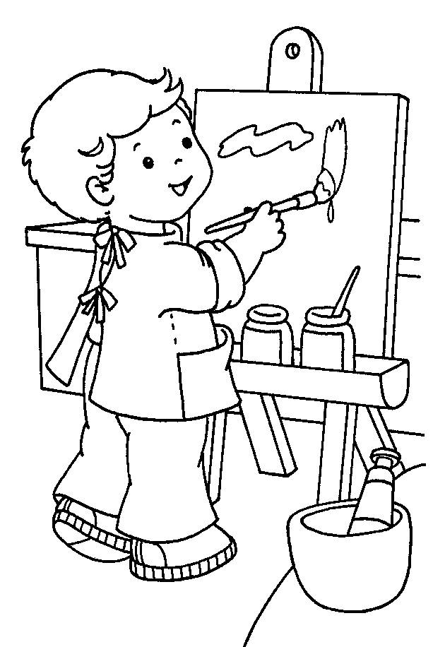 630x916 Coloring Pages Printable. Fantastic Coloring Page For Kindergarten