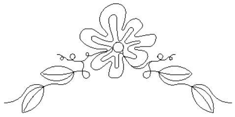 478x239 Grandmother's Fan Patterns