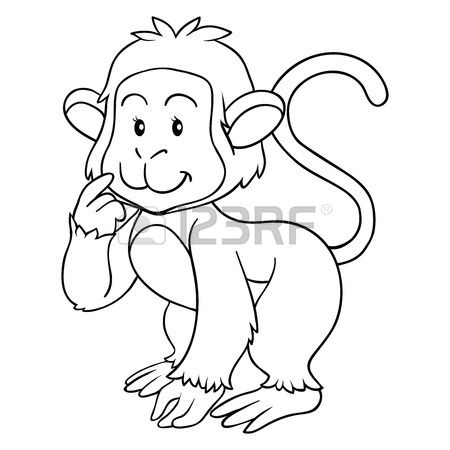 450x450 514 Marmoset Monkey Cliparts, Stock Vector And Royalty Free