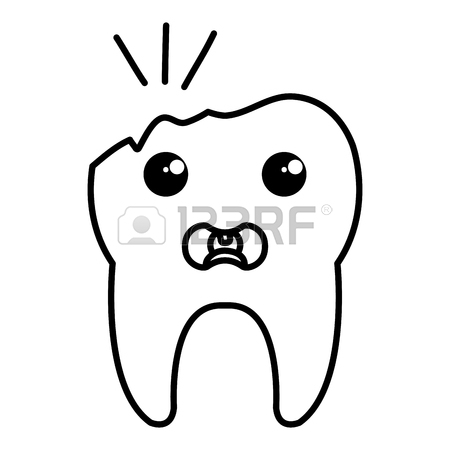 450x450 Broken Teeth Stock Photos. Royalty Free Broken Teeth Images