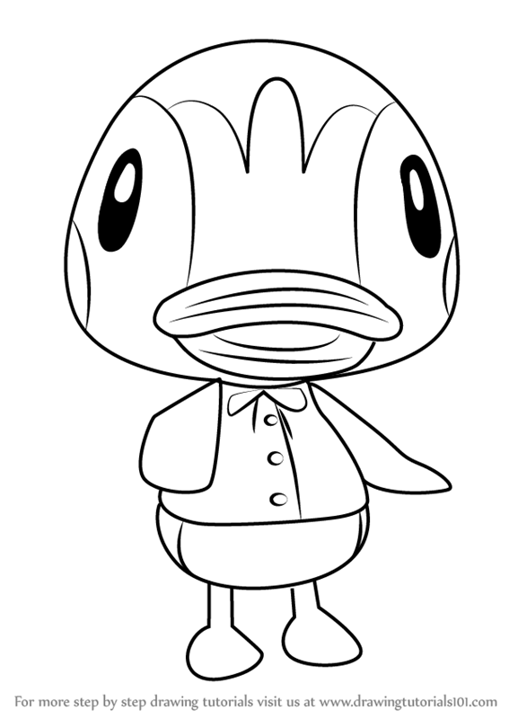 567x800 Learn How To Draw Molly From Animal Crossing