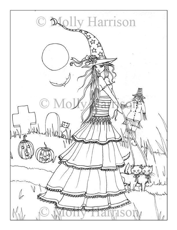 612x792 18 Best Molly Harrison Coloring Pages