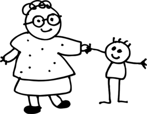 300x234 Mom Holding Childs Hand