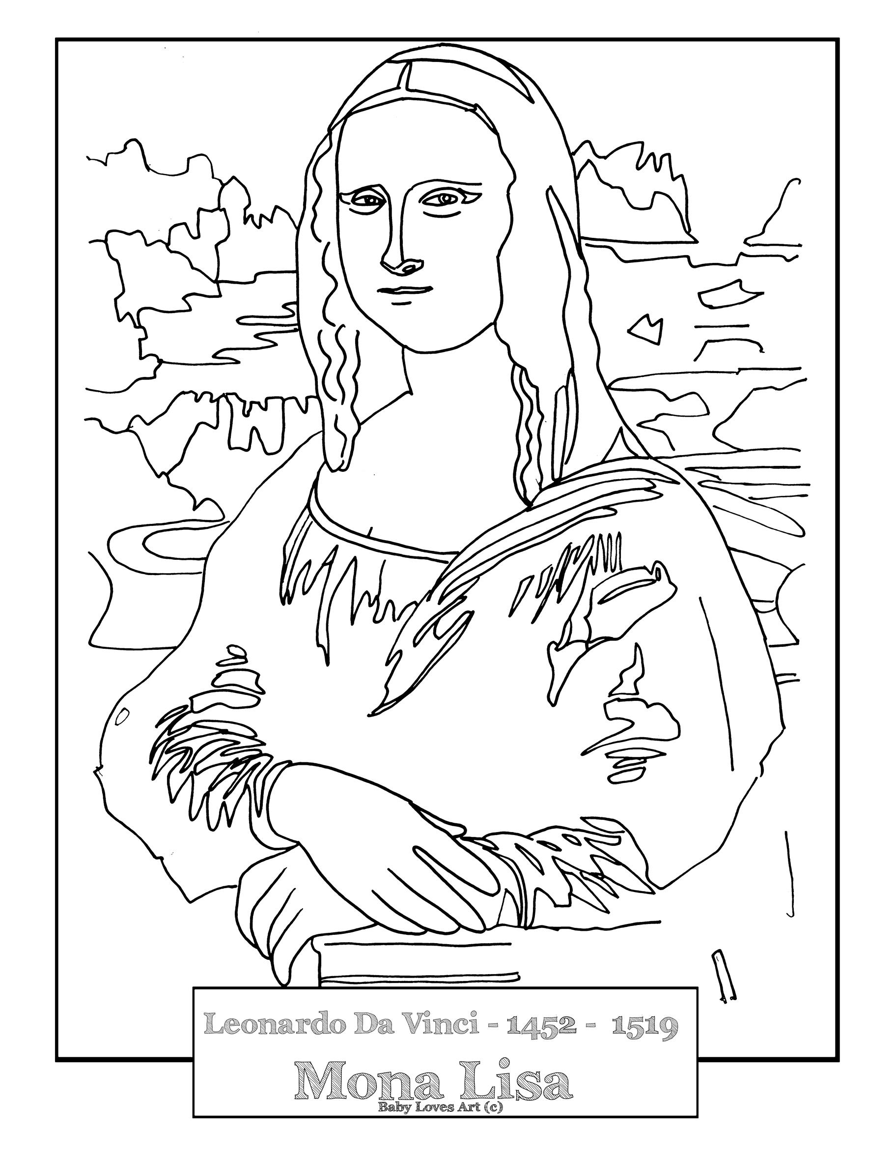 1822x2348 Mona Lisa Line Drawing Leonardo Da Vinci Mona Lisa 1452 1519