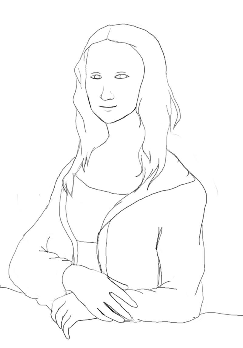 800x1143 Mona Lisa Assignment