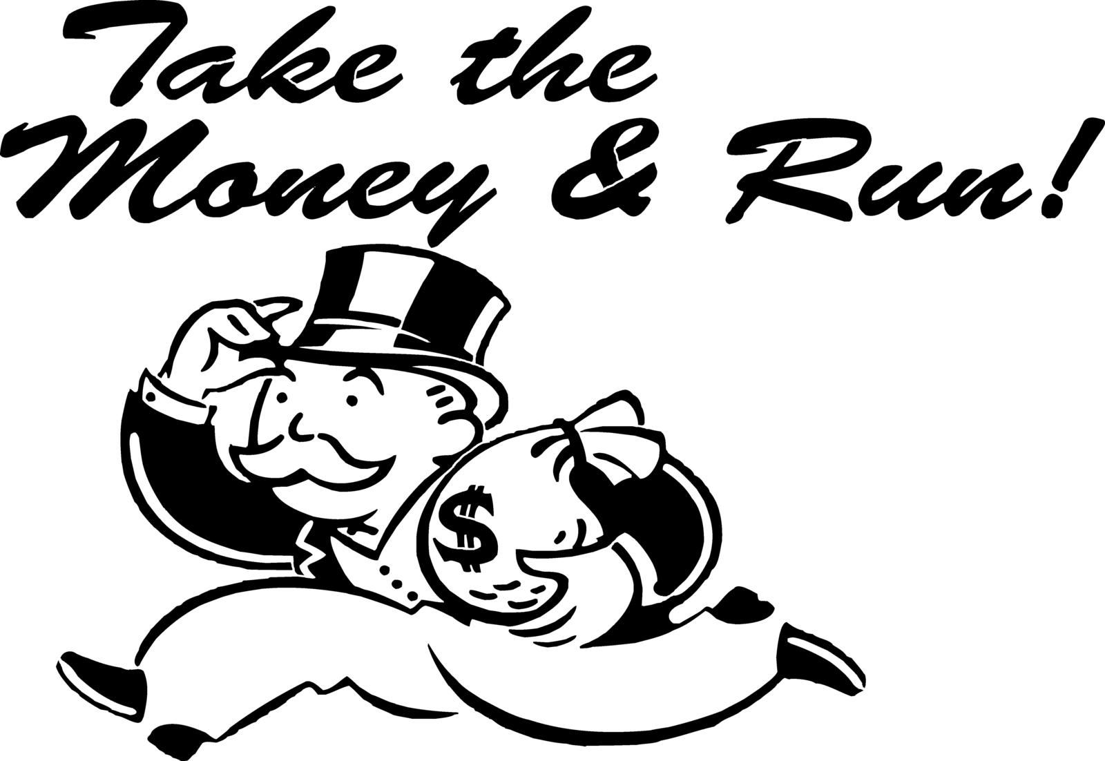1600x1102 Take The Money And Run Monopoly Mr Moneybags And 50 Similar Items