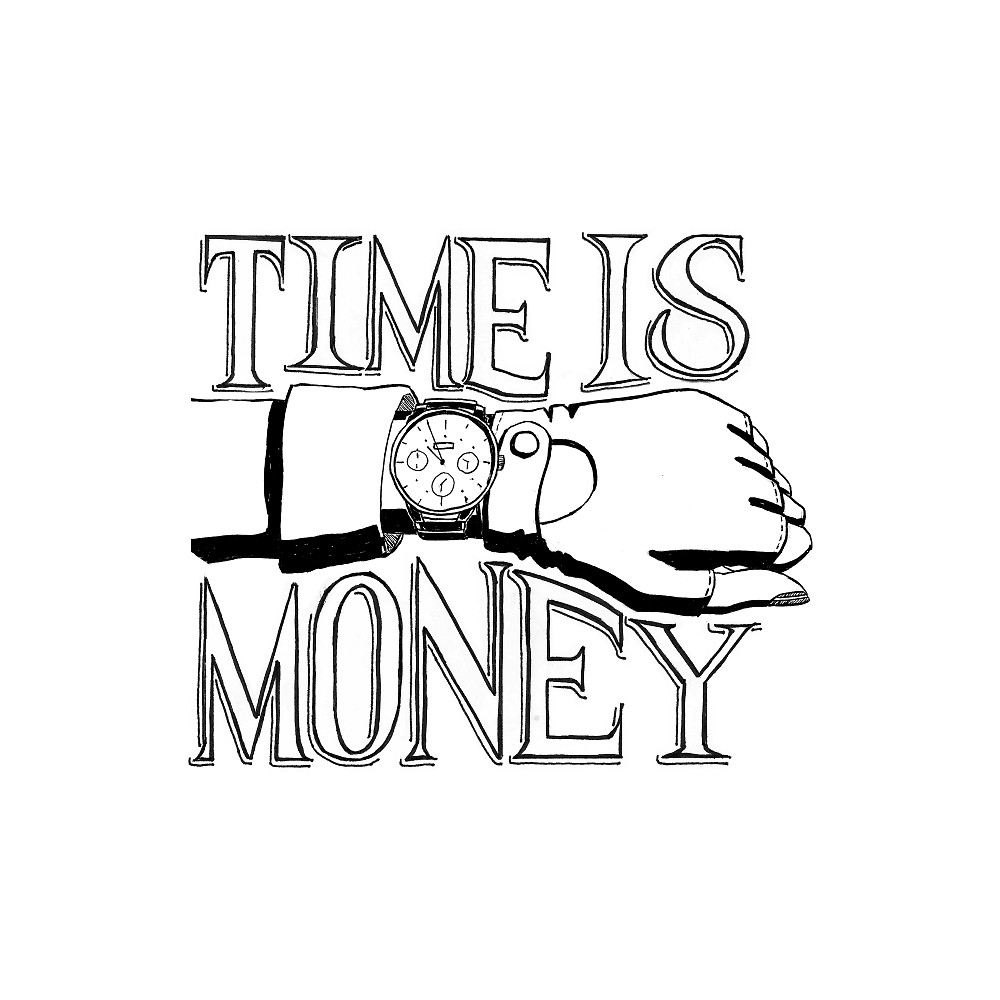 1000x1000 Time Is Money