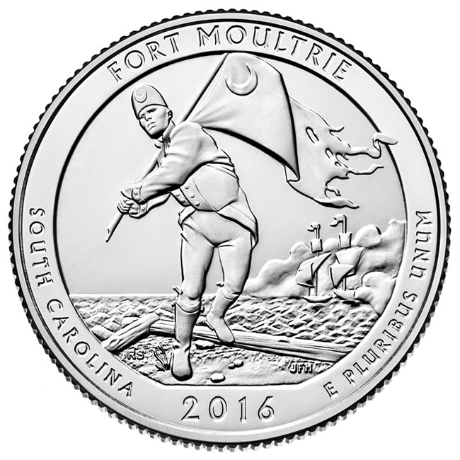 650x650 Fort Moultrie (Fort Sumter National Monument) Quarter