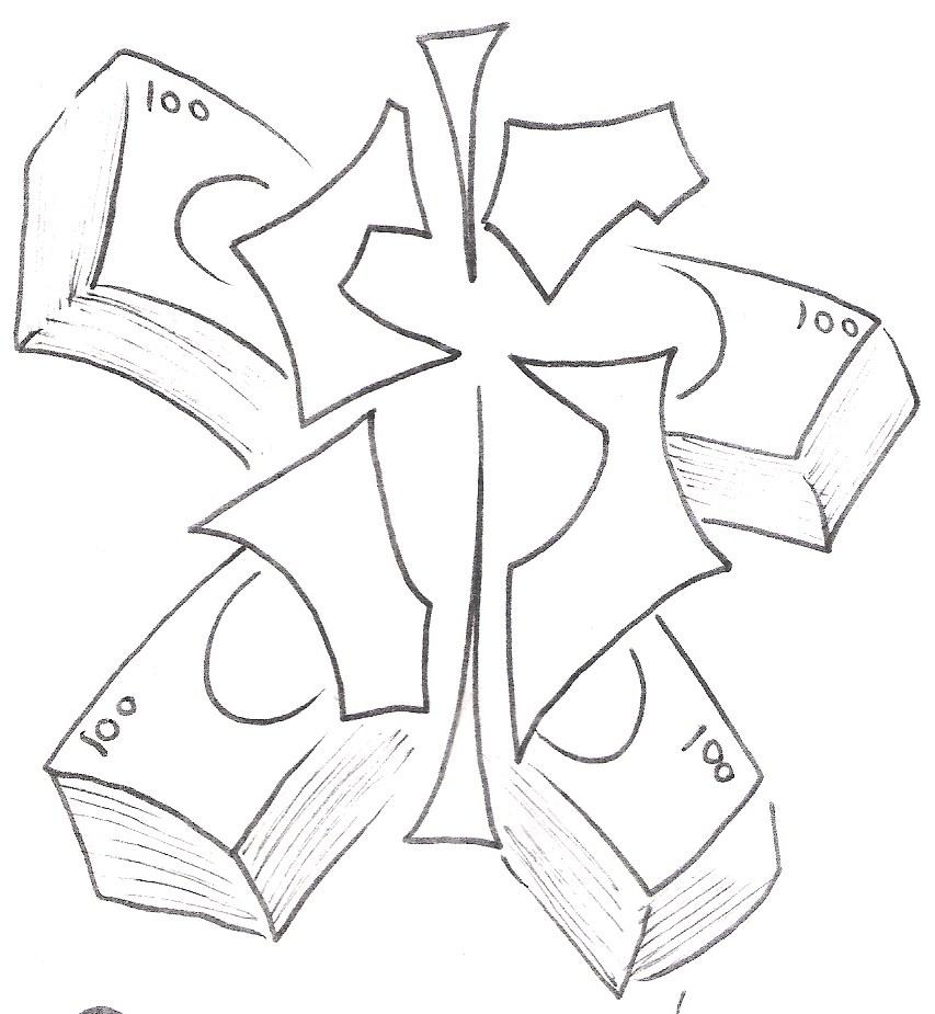 853x925 Money Sign Tattoos Designs Cool Tattoos Designs Skulls