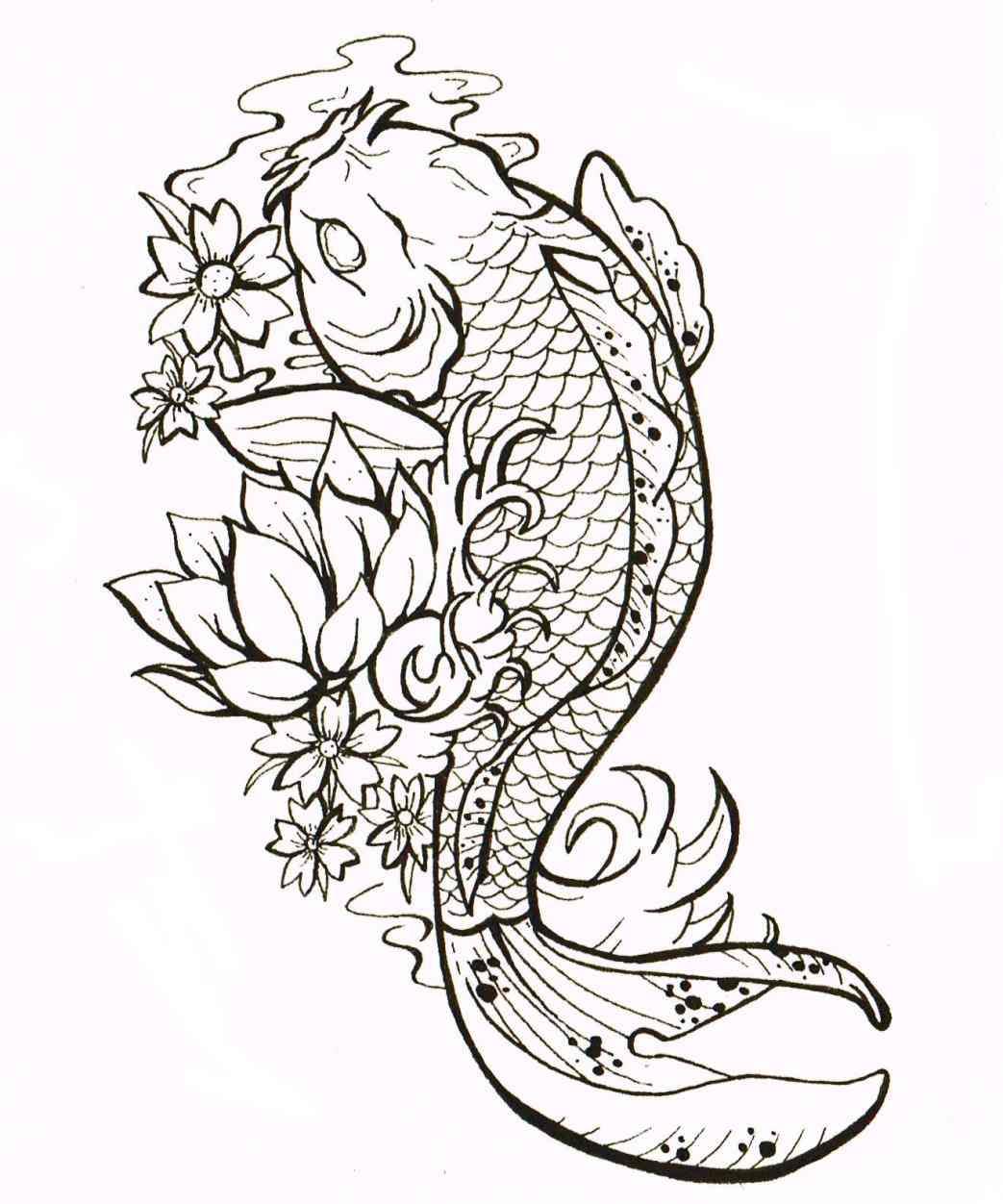 1043x1252 Best Ideas Koi Fish