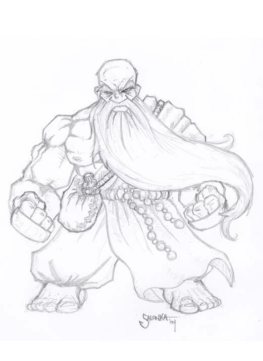 521x713 Dwarf Monk Dwarves Dwarf And Characters