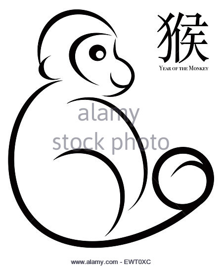449x540 Ink Drawing Monkey Stock Photos Amp Ink Drawing Monkey Stock Images