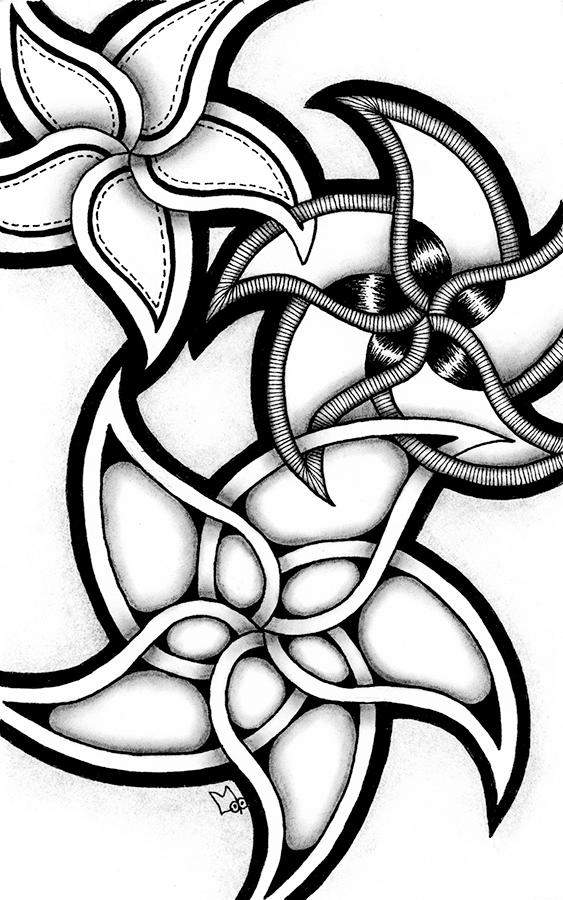 563x900 Tangle Deck A Tangler's Mind