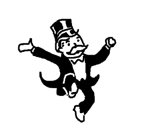 300x250 The Monopoly Man Rich Uncle Pennybags