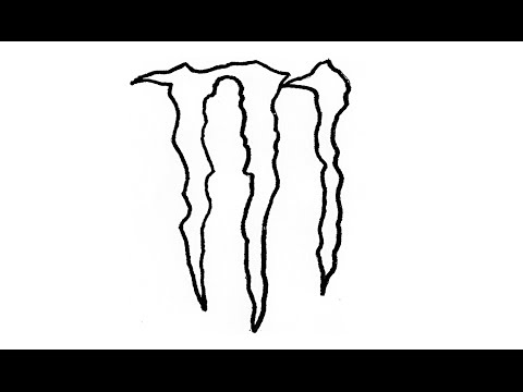 480x360 Monster Energy Speed Drawing Musica Movil