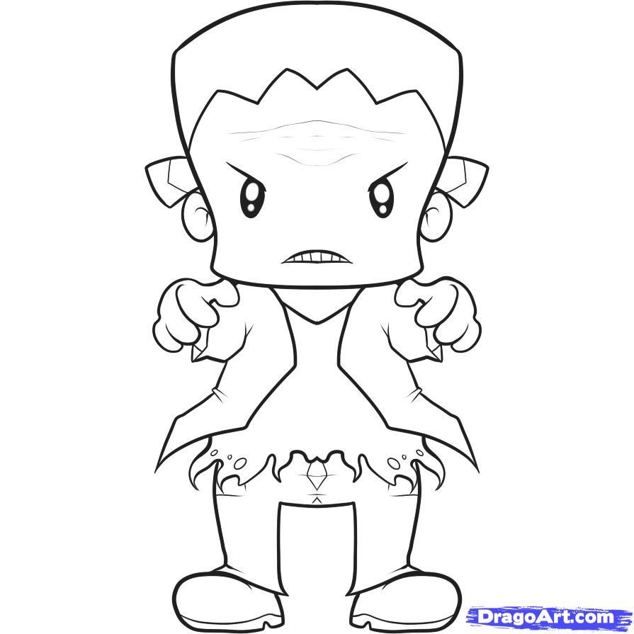 895x895 Drawing Easy Monster High Drawings Plus Easy Monster Drawings