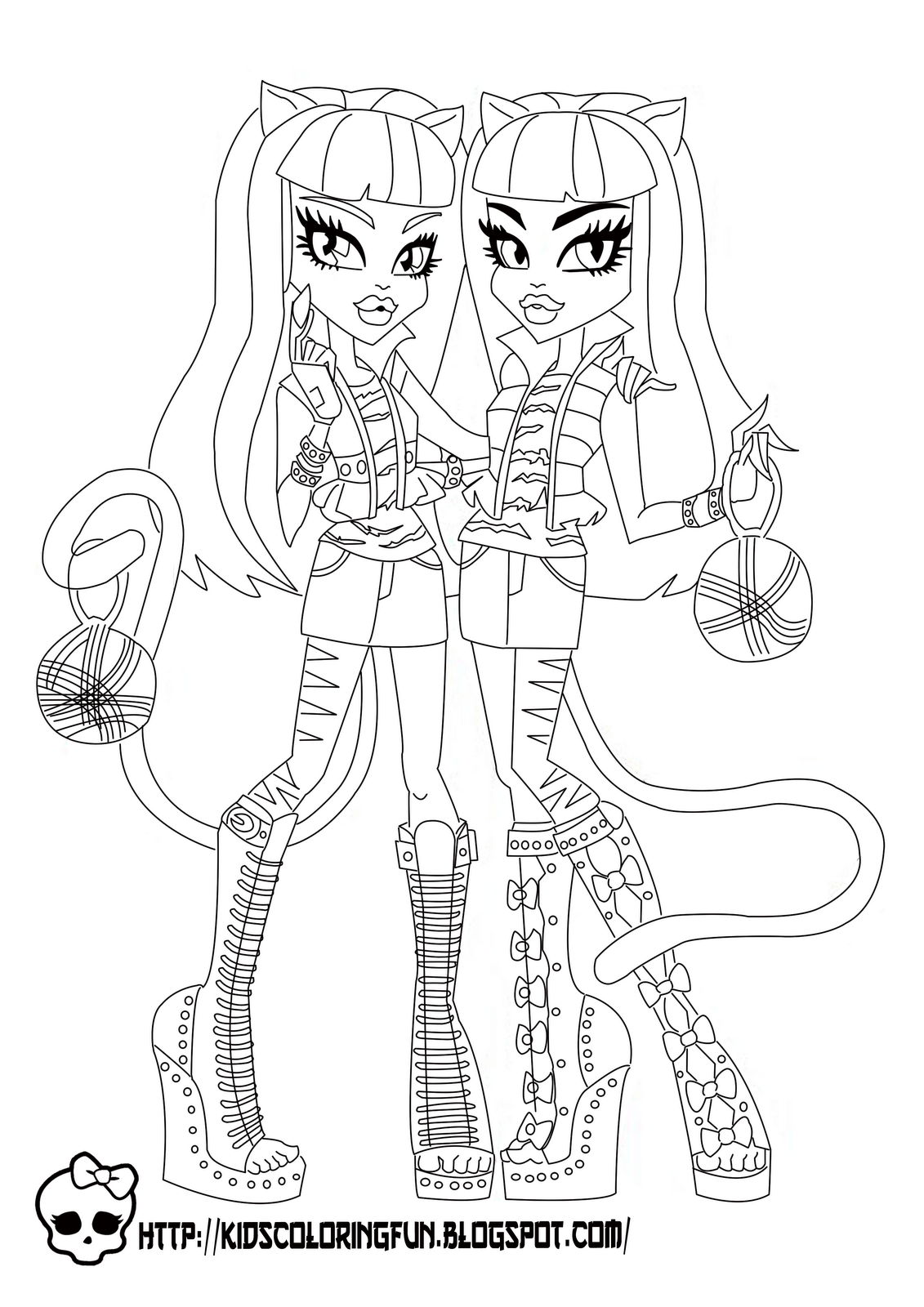 Monster High Drawing Games at GetDrawings.com | Free for personal ...
