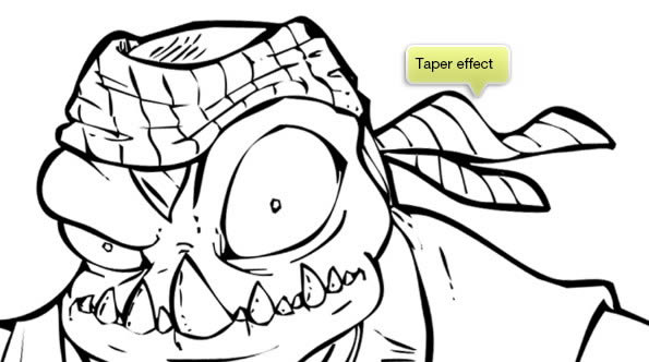 595x332 Draw A Cartoon Monster Character In Photoshop