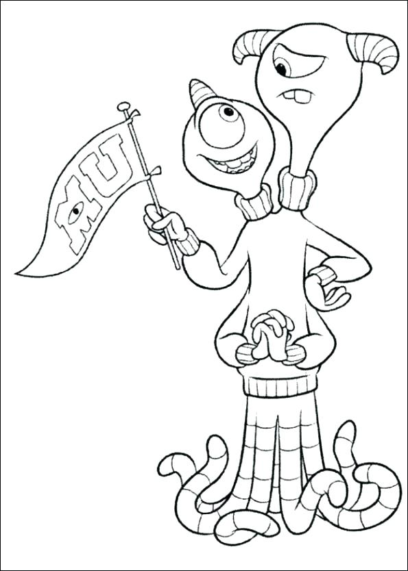595x834 Best Clawdeen Wolf Coloring Page Of Monster High Logo Pages