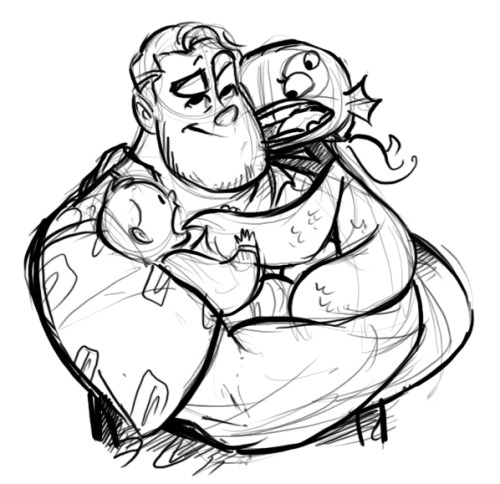 500x484 Crispity Crunchity Drawing Nuttery , Human Sulley, Monster Crispy