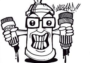 300x210 Graffiti Character Monster Bulldog Sketch 3d Drawn Teeth Graffiti