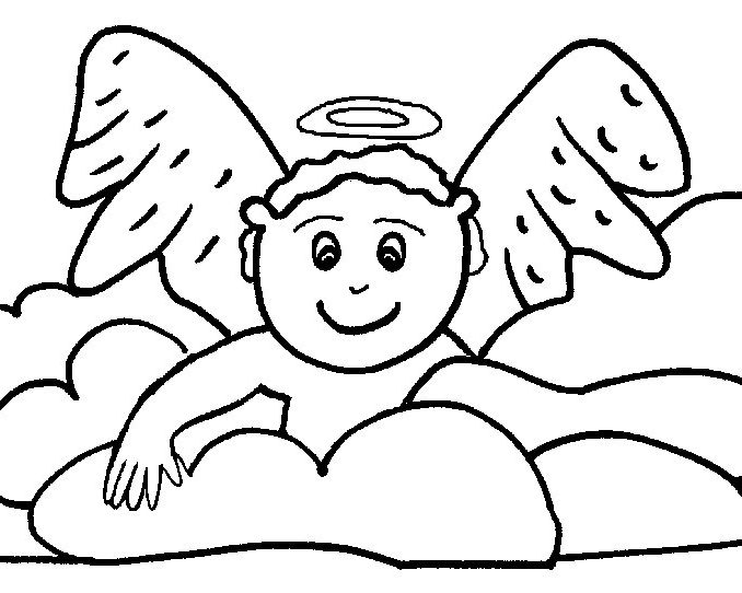 678x542 Kids Drawing Sheets Free Printable Cloud Coloring Pages For Kids