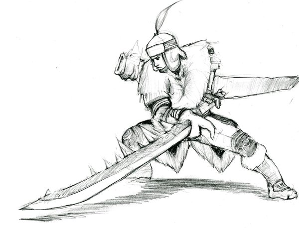 600x462 Monster Hunter By Artventure