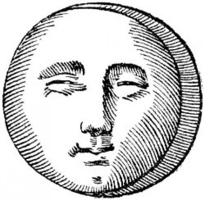 720x703 Man In The Moon Folklore The Old Farmer's Almanac