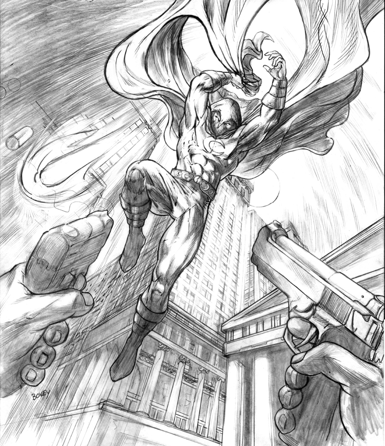 750x868 Moon Knight Pencils By Dfbovey