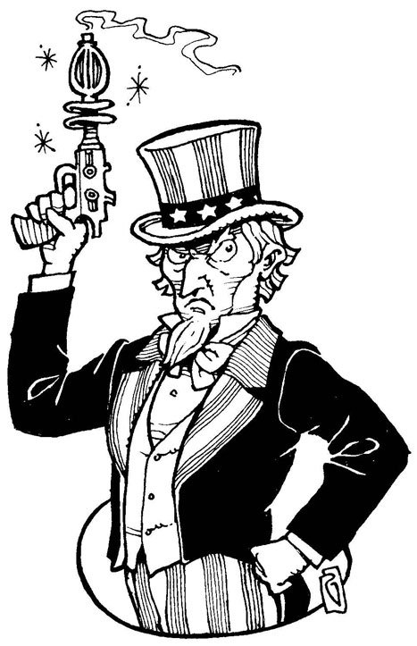 467x723 Want A Government Issue Laser Gun Want To Make Moonshine San