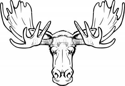 400x276 Moose Lodge Clipart Collection