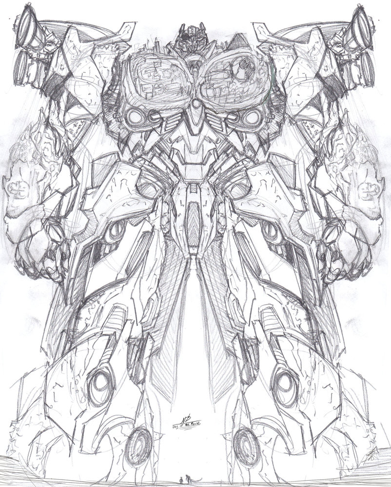 802x997 Day Of The Moose Sketch 7 Metroplex Rises By Constantscribbles