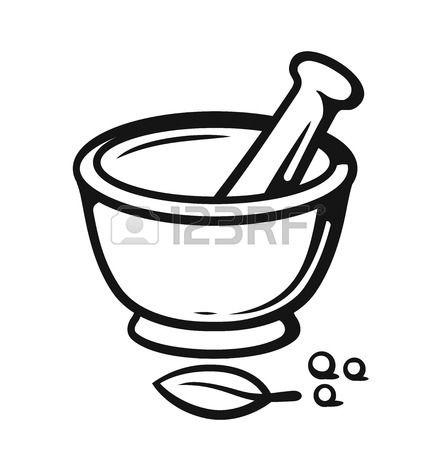 435x450 456 Wooden Mortar Stock Vector Illustration And Royalty Free