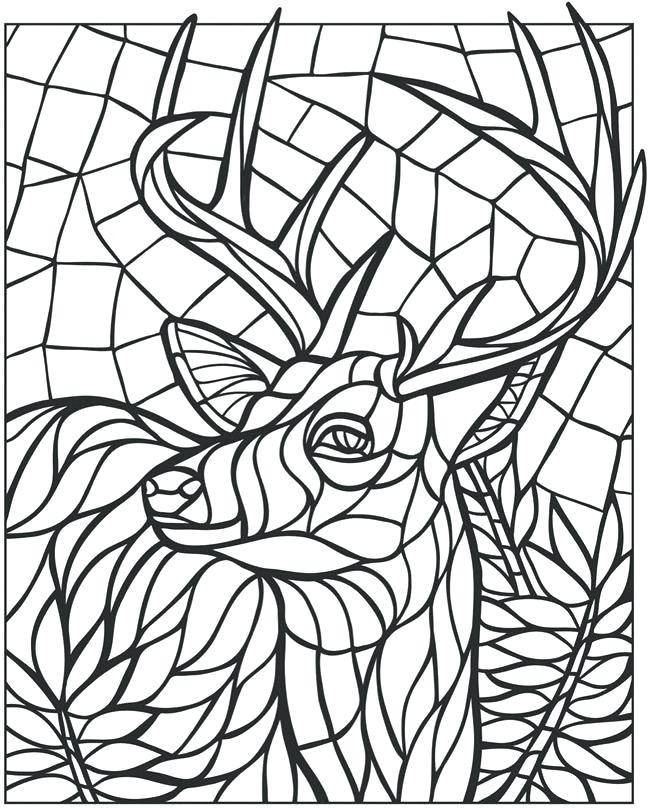 650x808 Best Of Mosaic Coloring Pages Images Mosaic Coloring Page 2