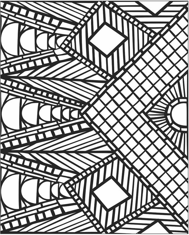 Mosaic Drawing Patterns at GetDrawings.com | Free for personal use ...