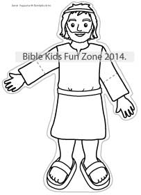 203x280 Moses Bible Lessons, Crafts, Activities And Printables