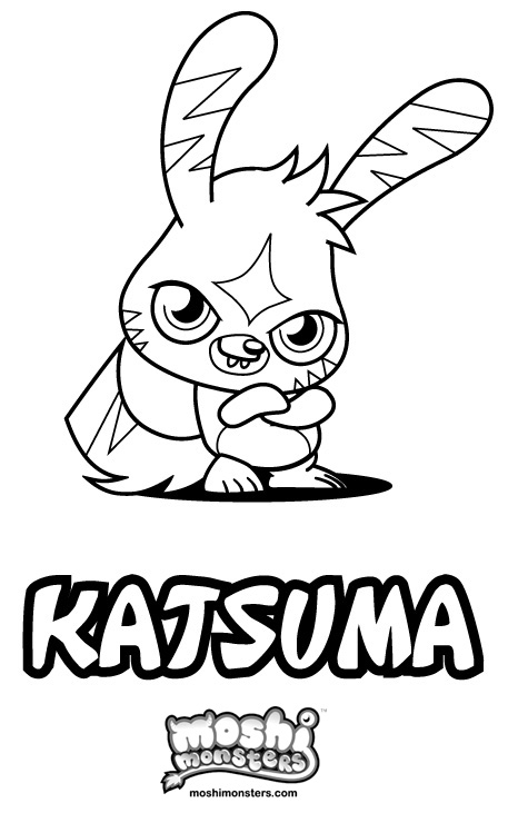 457x740 Moshi Monsters Katsuma