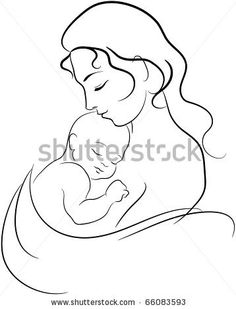 236x309 Mother And Baby Icon Set Site Design, Vector File And Icon Set