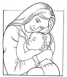 236x269 Mom And Baby Drawings Vector Of Mother And Baby Icon Woman