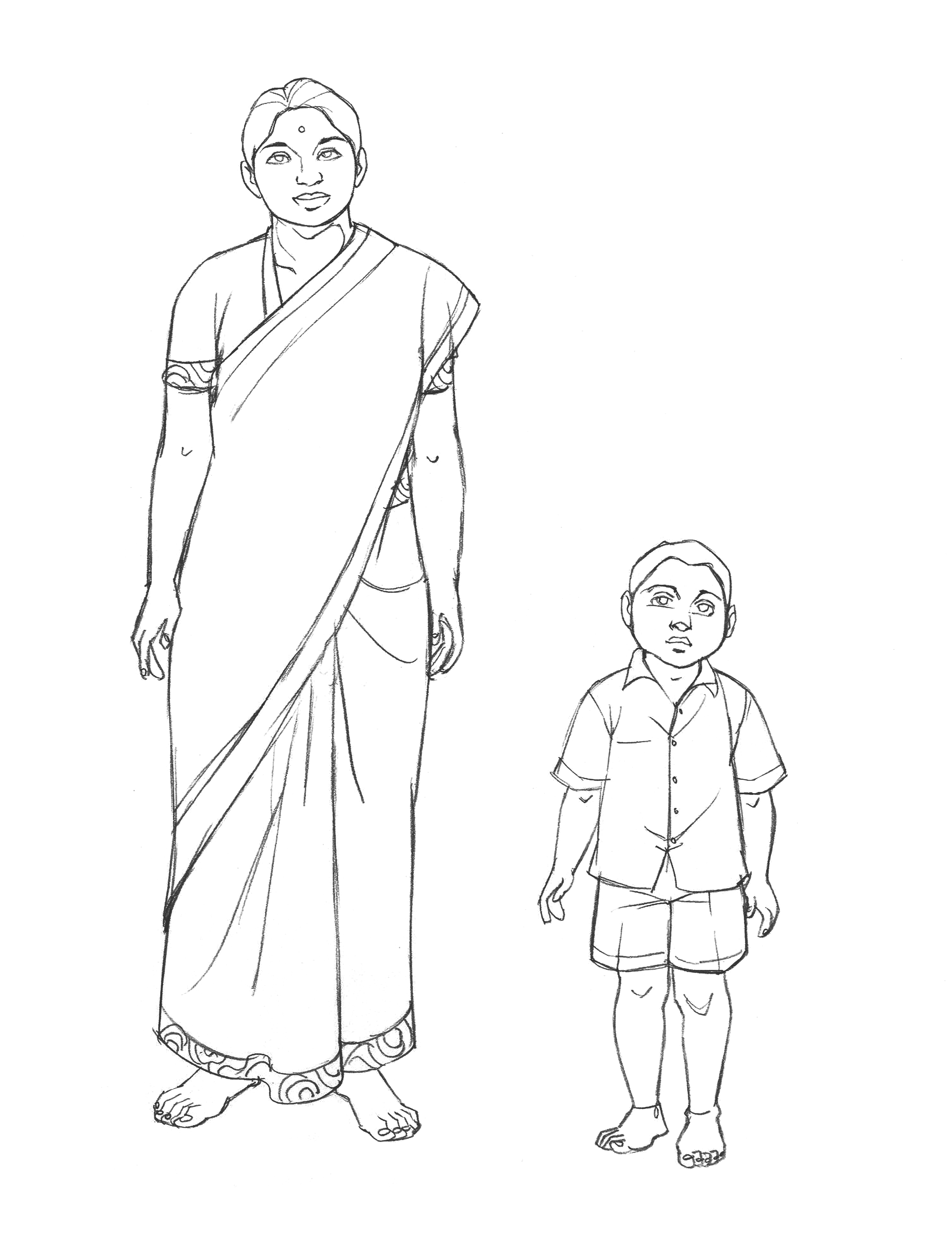 4610x6084 Mother And Son Image Free Images