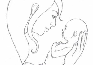 300x210 Baby Pictures For Drawing Pictures Drawing Of Ape Mother Father